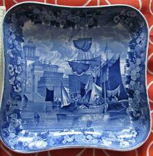 More details for vintage unusual square wedgewood etruria england shallow dish ferrara design