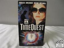 TimeQuest VHS Victor Slezak, Caprice Benedetti, Vince Grant, Bruce Campbell