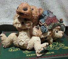 Boyds Bears Nativity Series #2 Thatcher & Eden as the Camel - Original box