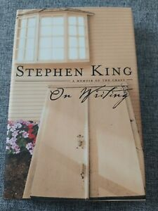 Stephen King On Writing:  A Memoir of the Craft 2000 US First Edition Hardback