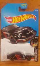 Hot Wheels 2017 NIGHTBURNERZ 3/10 NISSAN FAIRLADY Z ADVAN 357/365 US Card (A+/A)
