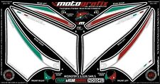 Ducati Monster S S2 S4 S4R 1993 - 2008 Front Fairing Number Board Gel Protector