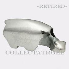 Authentic TrollBead Silver Polar Bear TrollBeads **RETIRED**  11503