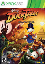 DuckTales: Remastered (Microsoft Xbox 360, 2013)