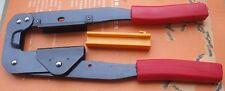 2 sets FD SCSI IDE IDC IDS Ribbon Cable Crimping Crimp Pliers Hand Tools