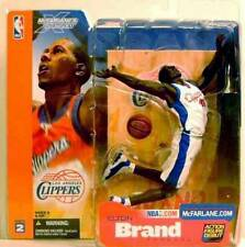 McFarlane Sports NBA Basketball Series 2 Elton Brand Variant Action Figure .