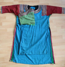 Antique Northern Thailand tribal Lhisu robe