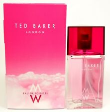W by Ted Baker  Perfume  75ml Eau De Toilette EDT Spray  For Ladies  NEW IN BOX
