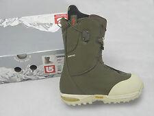 NEW $280 RARE Burton Serow Mens Snowboard Boots! 7 *Limited Japan Release* GREEN