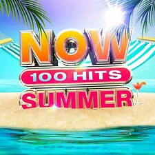 NOW 100 Hits Summer - Dua Lipa [CD] Sent Sameday*