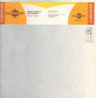 JAMIE LEWIS & NICK MORRIS – Downtown / Uptown - Clubstar018 - Ger 2001