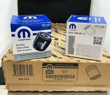 New Chrysler Jeep Dodge Mopar Oil Filter MO-090 05281090 Set Of 12.