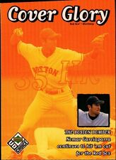 Upper Deck 99 #044 - Cover Glory - Boston Red Sox - Nomar Garciaparra