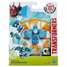 Transformers Robots in Disguise Mini-Con Weaponizers BASHBREAKER Figure (B6811)