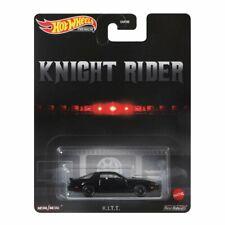 Hot Wheel Replica Entertainment 2021 Knight Rider K.I.T.T. KITT Pontiac Trans Am