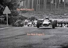 Jacky Ickx Ken Tyrell Racing Matra MS7 F2 German Grand Prix 1967 Photograph 2