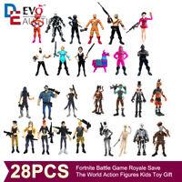28Stk/Einstellen Fortnite Figuren Vinyl Royale Save The World Action-figuren
