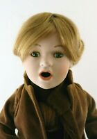 Monique Teeny Wispy Auburn Round Cap Doll Wig Size 6-8 Short Boy or Girl