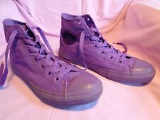 Converse All Star toile lila violet taille 37½ réf.39 unisex