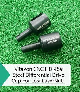 VITAVON LaserNut U4 / DB Pro / TT Differential Drive Cup 45# HD Steel