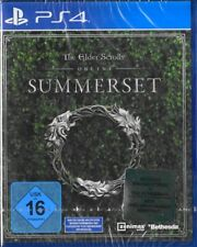 The Elder Scrolls Online: Summerset ps4/PlayStation 4-nuevo & OVP dt. version