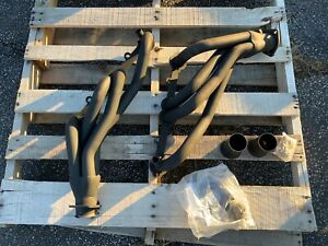 Flowtech 11508FLT Shorty Headers, 88-95 Chevy TBI 1500 2500 Truck w/ 305 350 SBC