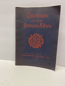 Treasure of the Spanish Main, Parke-Bernet 1967, Treasure Auction Catalog