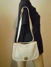 Tory Burch Beige Leather Shoulder Bag EXC
