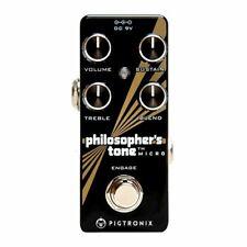 Pigtronix Philosophers Tone Micro Compressor Pedal
