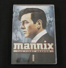 MANNIX TV SERIES THE FIRST SEASON 6 DVD SET ~ SEASON ONE ~ MIKE CONNORS