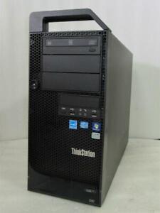 Lenovo ThinkStation D30 2x Xeon E5-2643 3.3GHz 10GB RAM 2x 500GB HDD PC 4223CTO