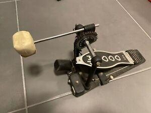DW Fussmaschine DW 5000 Drumpad und Fußmaschine in Einem - Rarität!