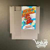 Super Mario Bros. 2 (Nintendo Entertainment System, 1988) NES