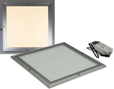"LED Licht-Panel ""CTP-30"" warmweiß 140 LEDs 296x296mm 2900K 850 Lumen"