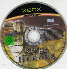 Kingdom under Fire: Heroes  (XBox) Einzelne CD