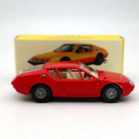 Atlas 1/43 Dinky toys 1411 ALPINE RENAULT A310 Red Diecast Models Collection