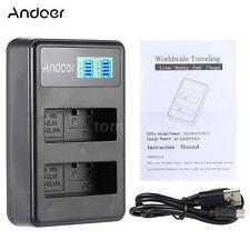 EN-EL14 Battery Charger for Nikon D3200 D5200 D5500 Coolpix P7100 P7700 P78 H5D2