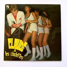 LP CLAUDE FRANCOIS - Claude & Les Clodettes - Rare Italian Only