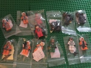 LEGO- STAR WARS- REBEL & RESISTANCE PILOTS- YOU PICK FROM LIST- CHOOSE MINIFIG