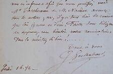 L'archéologue Jules Gailhabaud prépare la succession d'Achille Devéria à la BNF.