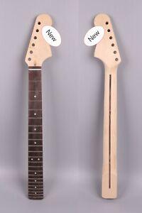 New 24inch guitar Neck 22 Fret maple Rosewood Fretboard Short Scale Guitar DIY