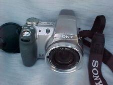 Sony 6.0 MP Cybershot DSC-H2 12X Opitical Zoom w. 1 GB Duo Pro Card+Sony Case