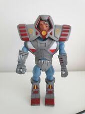 Vintage 80s Acamas Toys X-Changers Sergeant Skarr Action Figure Original Rare.