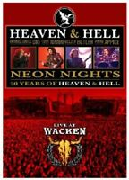 HEAVEN & HELL - NEON NIGHTS: LIVE AT WACKEN (DVD) EAGLE VISION  DVD NEU
