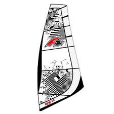 WINDSURF SEGEL RDM ~ F2 RIDE 7,5 QM INKLUSIVE BAG ~ SAIL ONLY