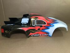 Team Losi Xxx Sct Custom Painted Body Will Fit Other 1/10 Sct Rc Part #3320