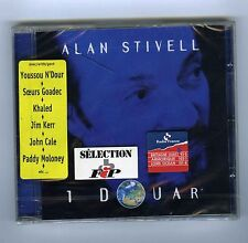 CD (NEW) ALAN STIVELL 1 DOUAR J.CALE J.KERR Y.N'DOUR KHALED SOEURS GOADEC