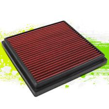 Washable Hi-Flow Drop-In Air Filter Red for RX450H/Highlander 10-16 11 12 13 14