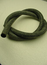 vw cloth braided breather hose line 12mm bug bus ghia vent type3 2 1 gas diesel