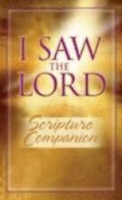 Lot of 3 NEW - I Saw the Lord Scripture Companion Lifeway by Zondervan FREE SHIP